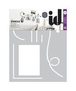 Stencil FRAME 710