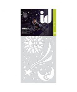 Stencil STARS 115