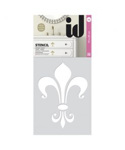 Stencil FLEUR DE LIS 44