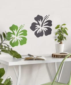 STENCIL HIBISCUS 701 ID
