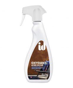 Oxidizer GEOXIDEERD STAAL