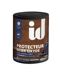 Protecteur ACIER OXYDÉ