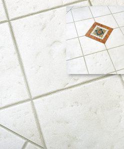 Cire carrelage sur sol