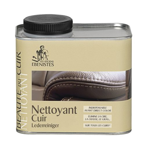 Nettoyant cuir