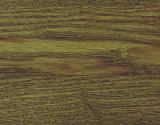 Popote bois foncé