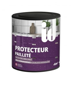 PROTECTEUR PAILLETÉ - protecteur-paillete