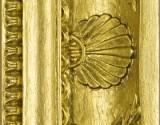 Vernis à dorer or pâle