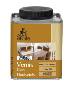 Houtvernis glanzend 250ml