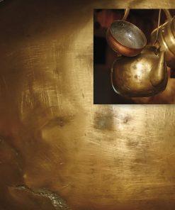 Vernis cuivres et métaux