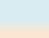 Peinture Estompe bleu aquarelle / peau de pêche