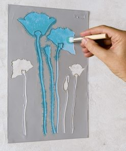Stencil BRUSH - Stencil paint