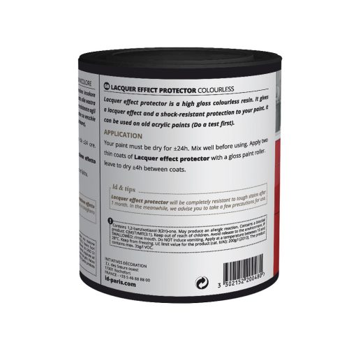 LACQUER EFFECT PROTECTOR