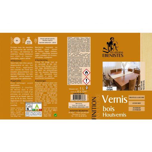 Vernis bois Satin_EV