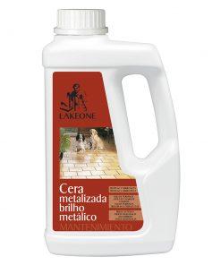 CERA BRILHO METÁLICO