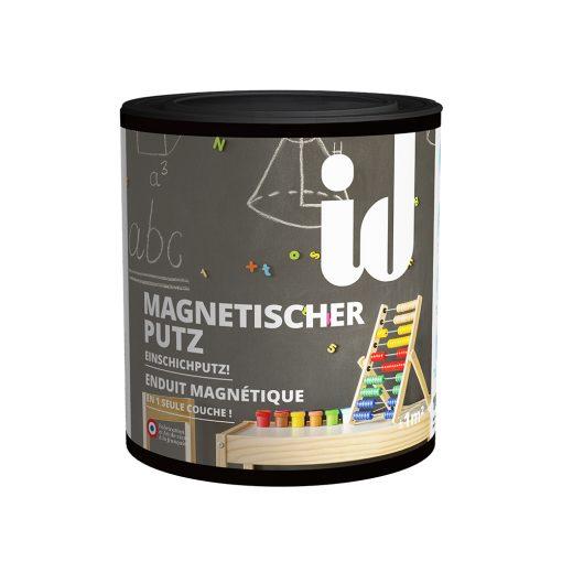 MAGNETISCHER PUTZ