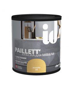 Краска PAILLETT для мебели