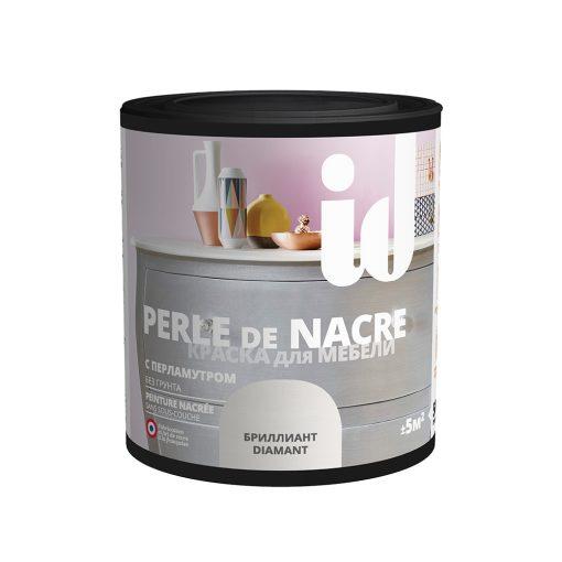 Краска PERLE DE NACRE для мебели