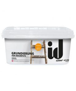 GRUNDIERUNG FÜR PUTZ