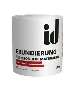 GRUNDIERUNG FÜR BESONDERE MATERIALIEN
