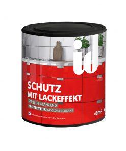 SCHUTZ MIT LACKEFFEKT