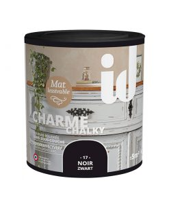 Charme Chalky -500ML - 17 Noir - ID-Paris
