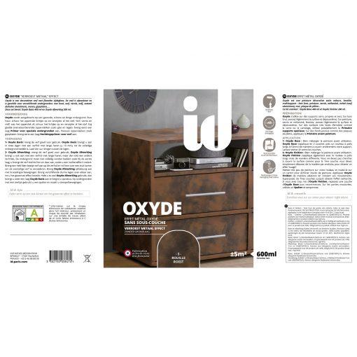 Kit oxyde _ EV