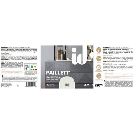 Paillett' meuble _ EV