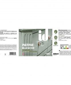 Patine blanche _ EV