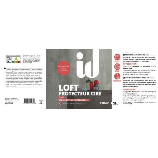 Protecteur Loft Ciré _ EV