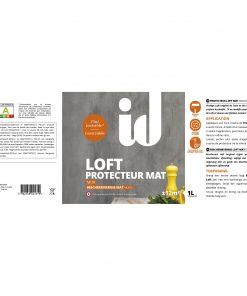 Protecteur Loft Mat _ EV