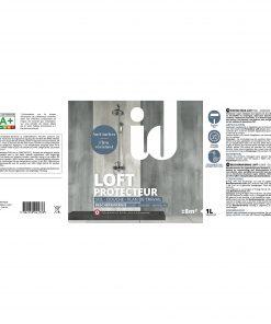 Protecteur Loft Sol-Douche _ EV
