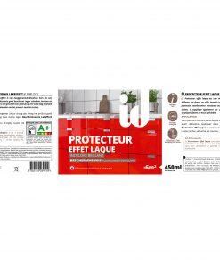 Protecteur effet laque _ EV