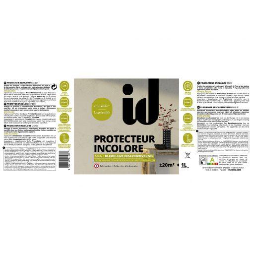Protecteur incolore _ EV