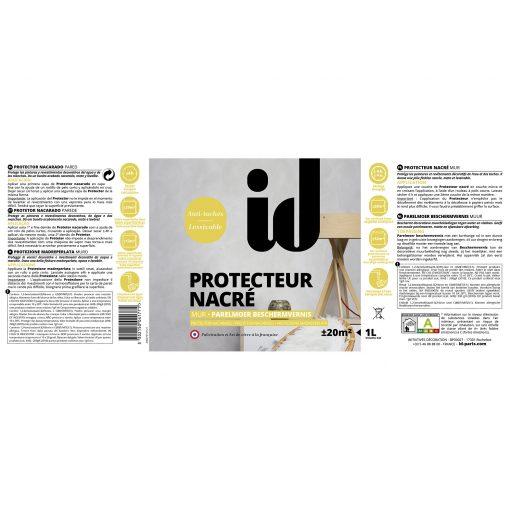Protecteur nacré _ EV