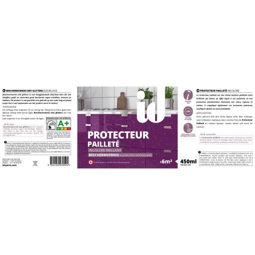 Protecteur pailleté meubles _EV