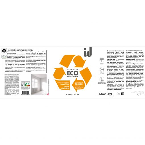 Sous-couche Eco respectueuse _ EV
